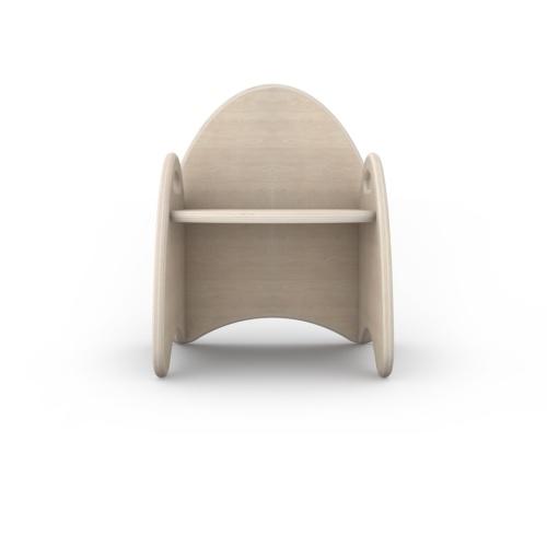 pawoo - sedia di design in legno stile montessori